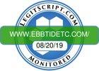 EBB TIDE REHAB lGIT SCRIPT CERTIFICATION