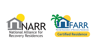 FARR logo (Florida Association of Recovery Residences
